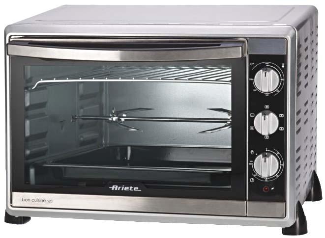 ariete bon cuisine 520 fornetto elettrico