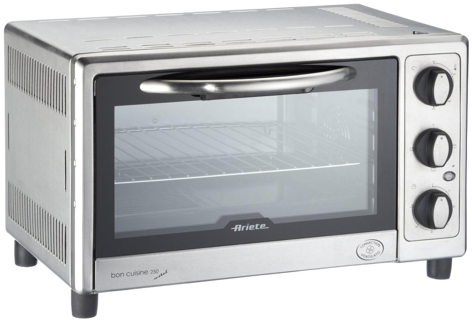 ariete bon cuisine 250 fornetto elettrico