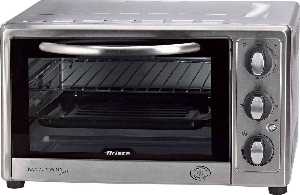 Ariete bon cuisine 210 fornetto elettrico for Ariete bon cuisine 180